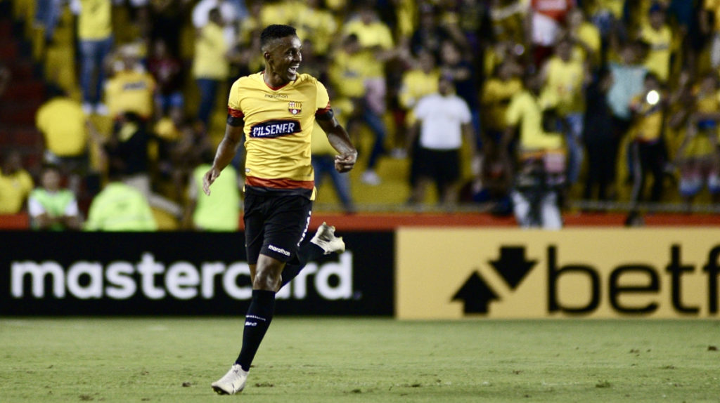 Fidel Martínez termina como goleador de la Libertadores con 8 tantos