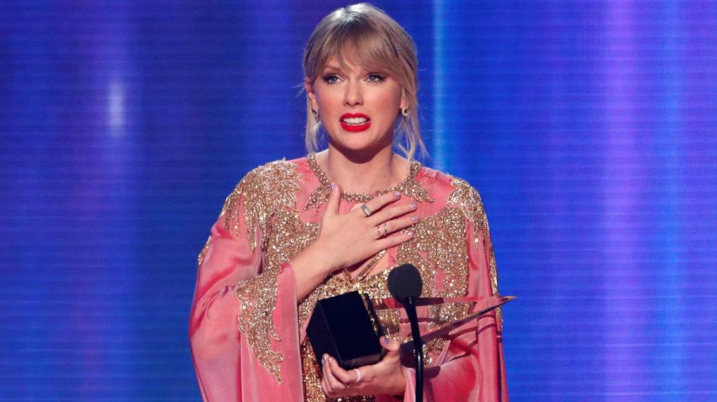 Taylor Swift, la artista con más discos vendidos en todo el mundo en 2019