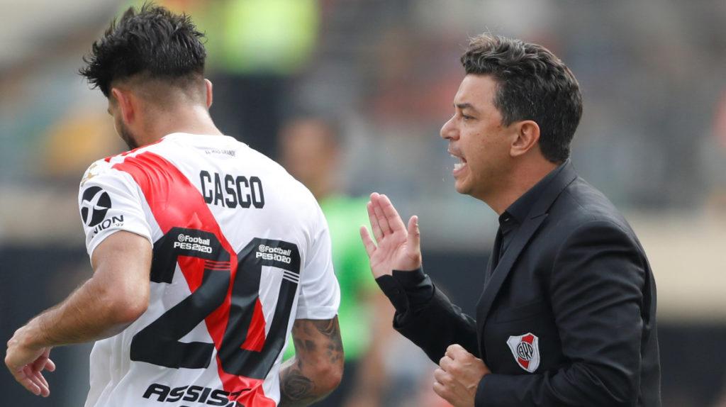 River Plate visitará a Liga de Quito con equipo suplente