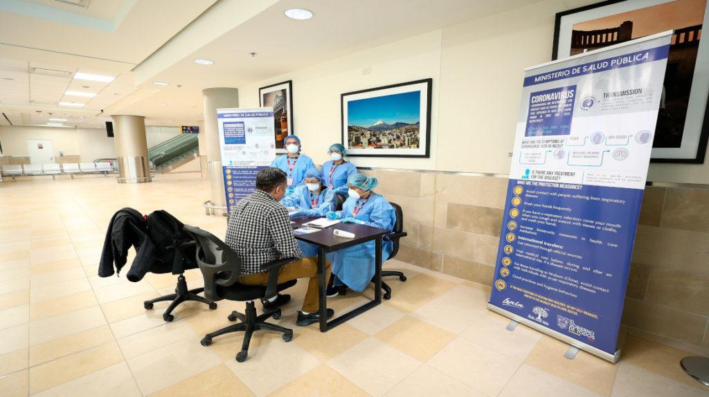 Gobierno y los sectores productivos analizarán los efectos del coronavirus