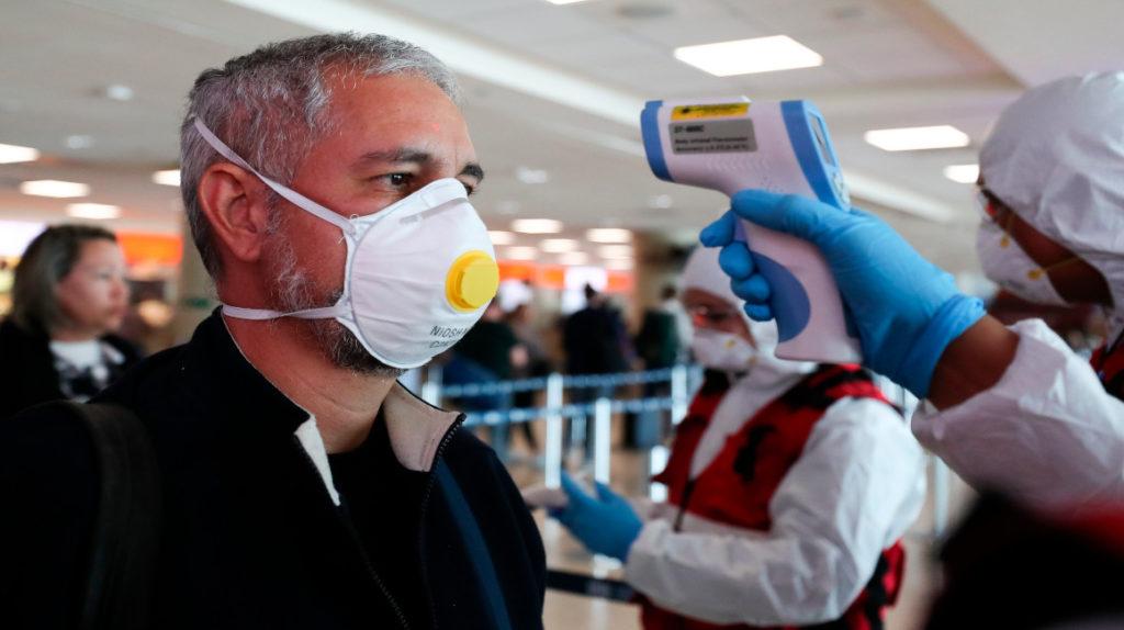 Rueda de prensa del Ministerio de Salud sobre el coronavirus en Ecuador