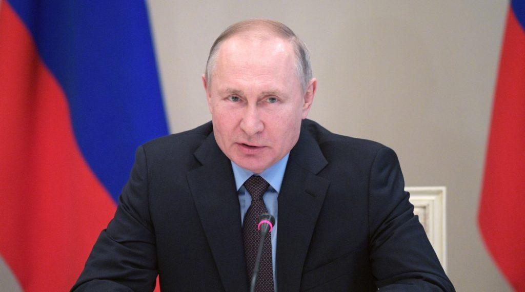Putin no descarta presentarse de nuevo a las elecciones presidenciales