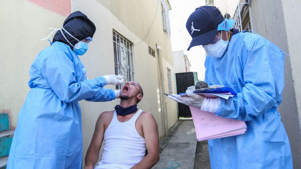 12 de junio: Ecuador registra 686 nuevos casos de covid-19 en 24 horas