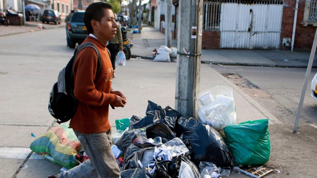 Reciclaje de desechos, una tarea pendiente en Guayaquil