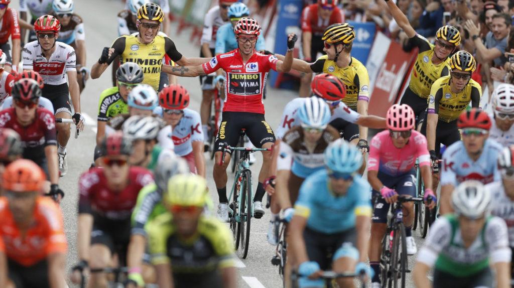 La Vuelta a España 2020 tendrá 18 etapas y arrancará en Irún