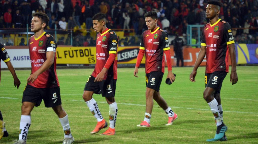 El Deportivo Cuenca aún no llega a un acuerdo con el grupo inversor