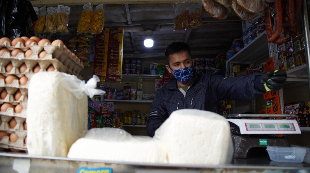 Conseguir alimentos y medicinas es más difícil en los extremos de Quito