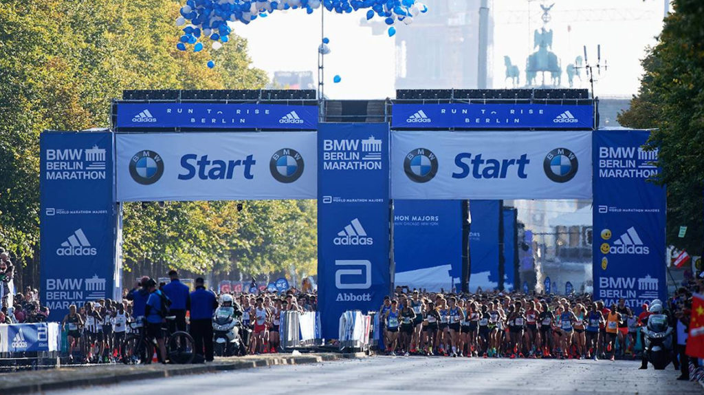 El maratón de Berlín y Nueva York cancelados por el coronavirus