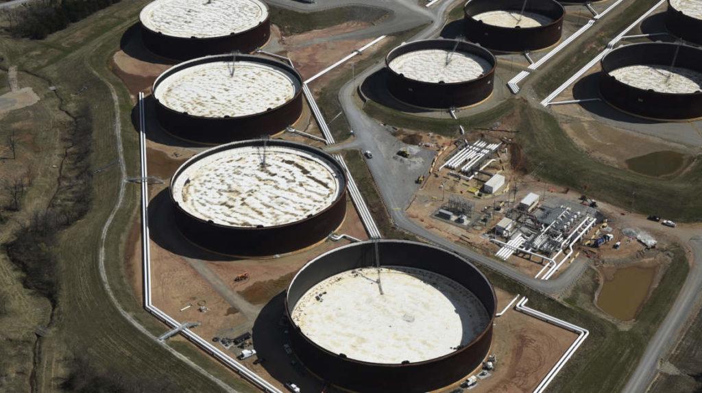 El mercado da señales de que fuerte caída del petróleo puede revertirse
