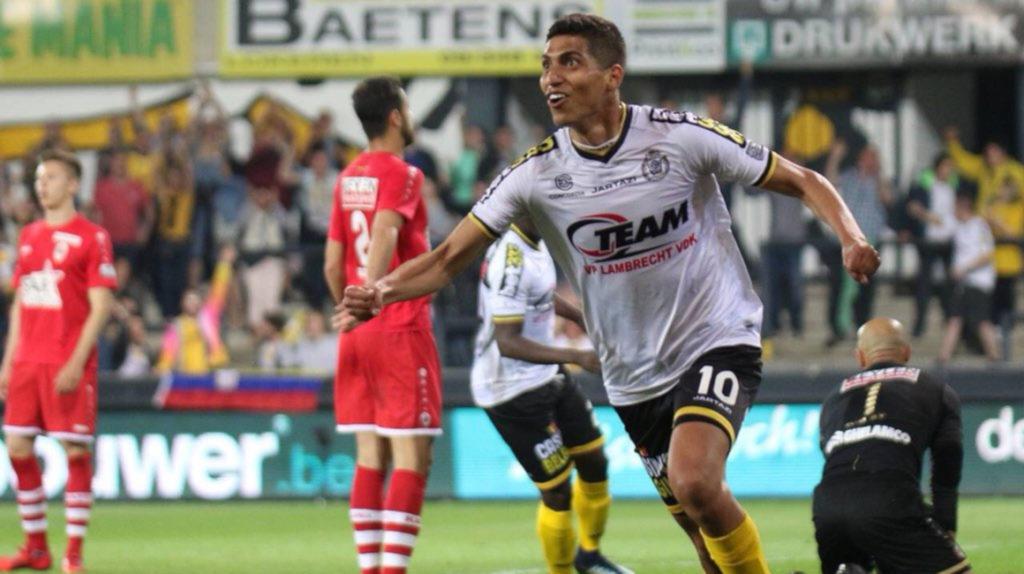 Quiebra el Sporting Lokeren, exequipo de José Francisco Cevallos
