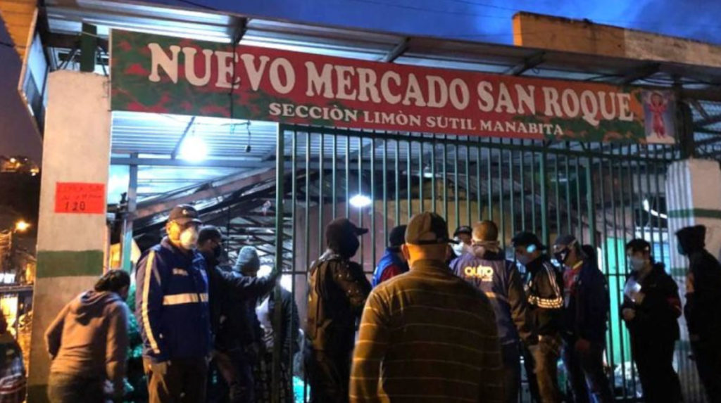Mercado de San Roque reabrirá sus puertas el 29 de junio