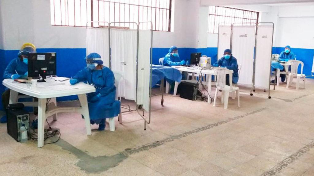 Dos presos y seis agentes están contagiados con coronavirus