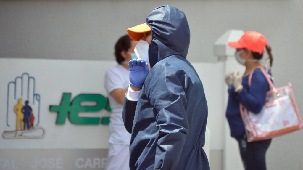 18 de abril: 9.022 contagiados y 456 fallecidos por Covid-19 en Ecuador