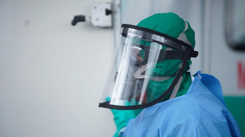 24 de abril: Los casos de Covid-19 registrados en Ecuador son 22.719