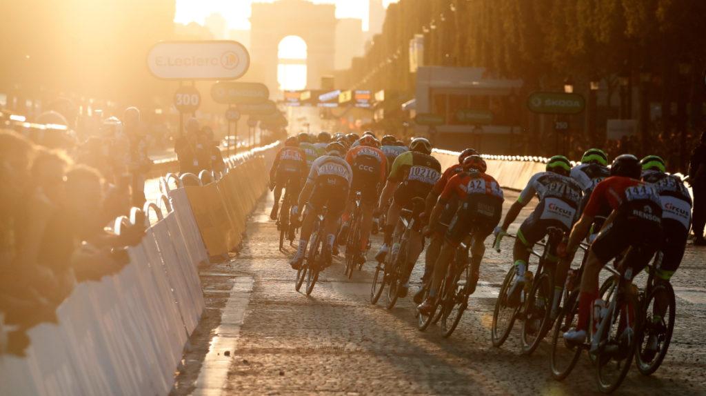 El Tour de Francia inicia en agosto y después se corren el Giro y la Vuelta