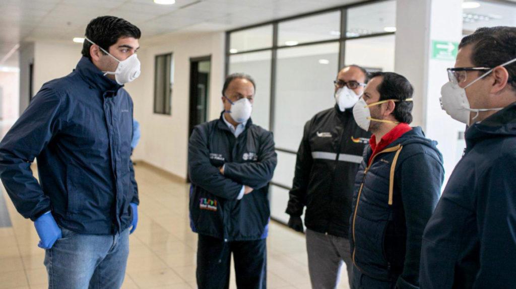 El CEAR de Cuenca recibirá pacientes con síntomas leves de Covid-19