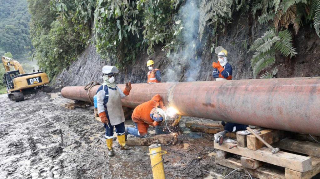 Gobierno espera un barril de petróleo a USD 25 para el resto de 2020