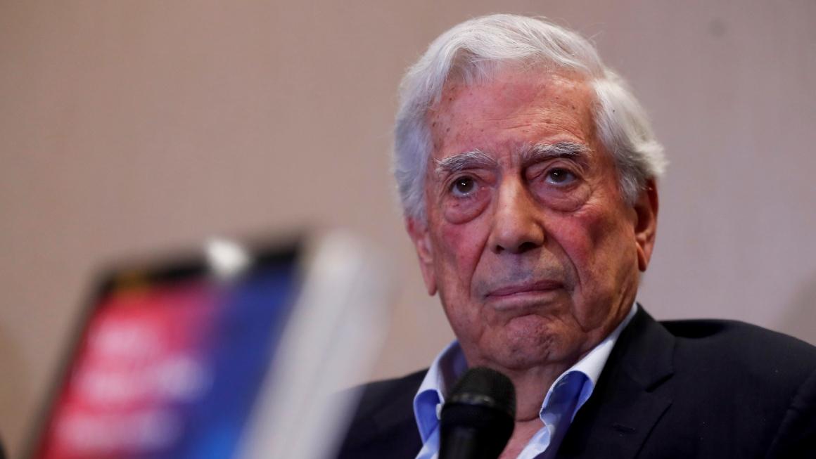 Mario Vargas Llosa ganó el Premio Nobel de Literatura el 2010.