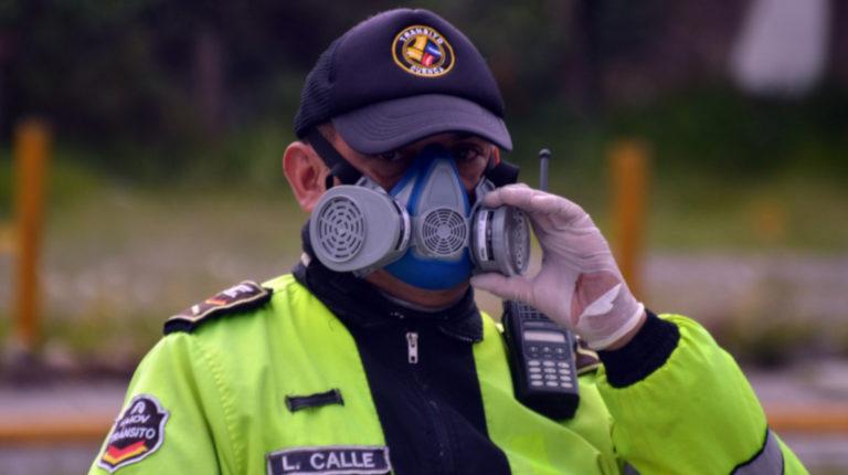 policía cuenca coronavirus