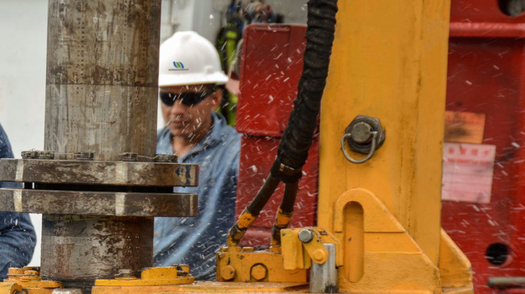 La producción de Petroamazonas cae a 65.000 barriles diarios de crudo