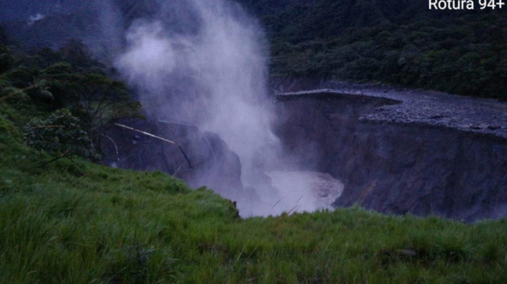 Ecuador suspende exportaciones de crudo por fuerza mayor