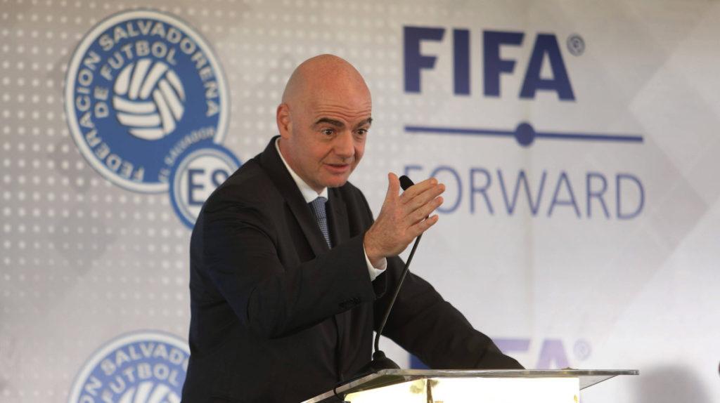 Suiza abre una investigación criminal contra el presidente de la FIFA