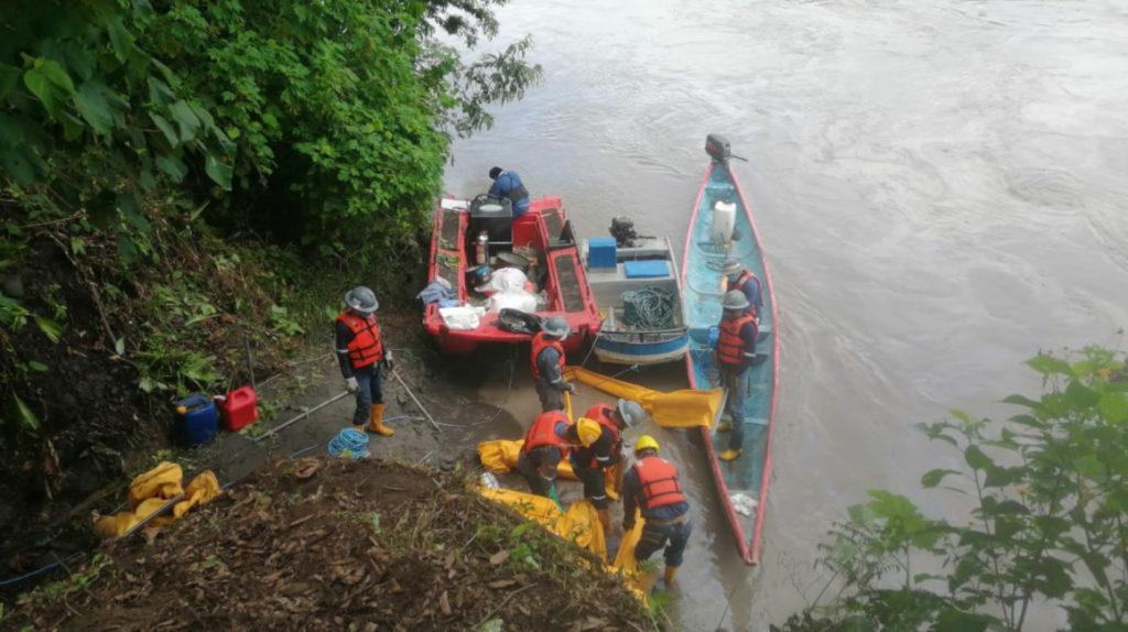 Gobierno reconoce daños ambientales por rotura de oleoductos y poliducto