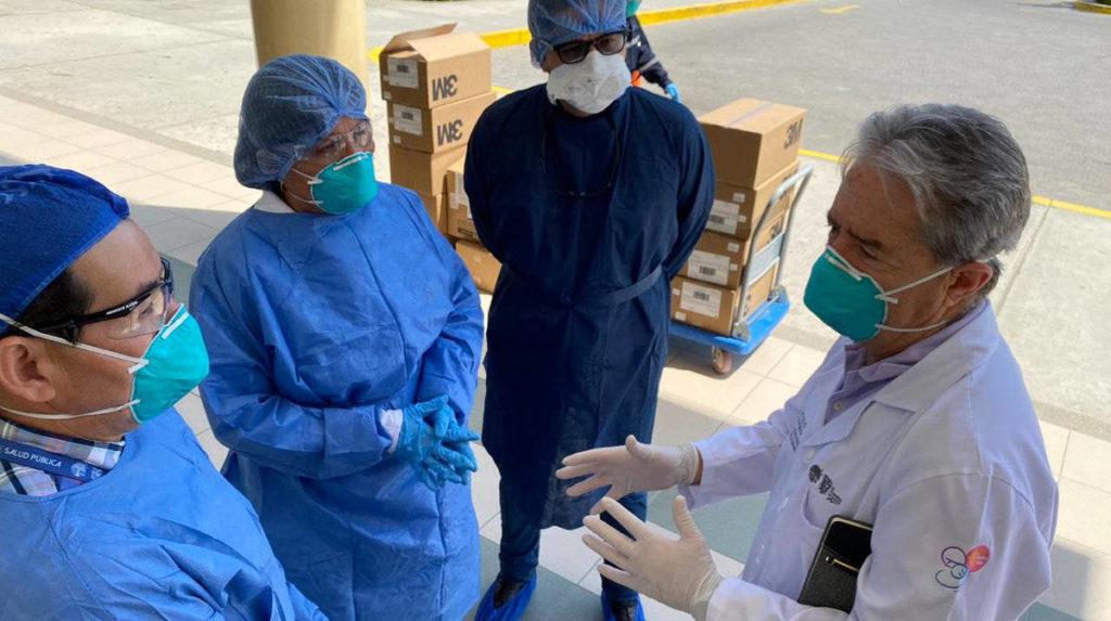 """Zevallos: """"Comenzamos a ver que Quito  tiene una cantidad de casos alarmante"""""""