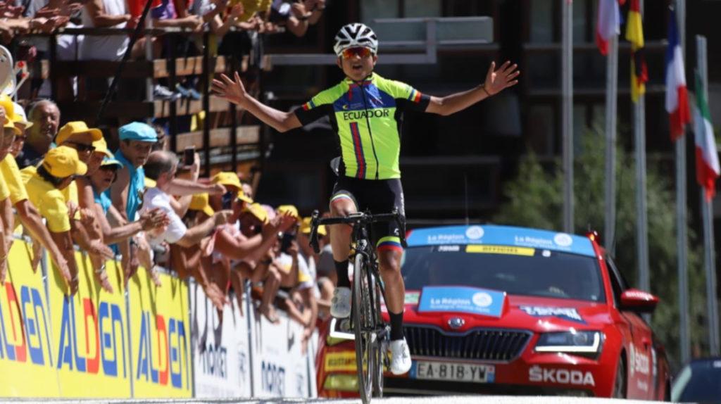 Se cancela la edición 57 del Tour de l'Avenir, para cuidar al pelotón