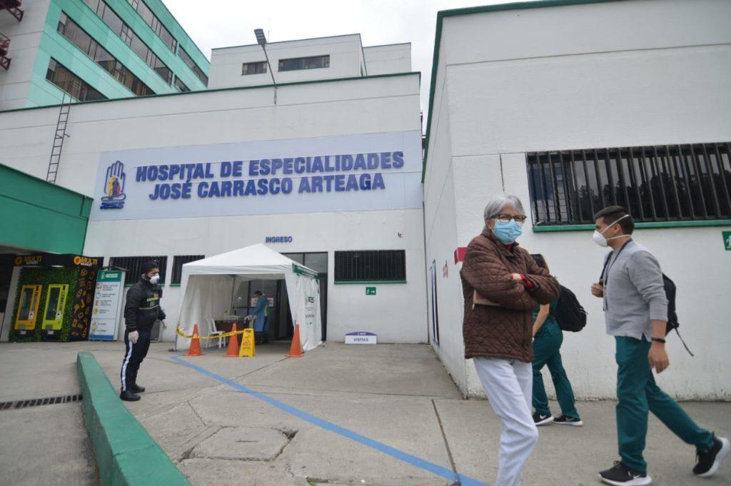 Ecuador cierra la semana con 180 personas fallecidas oficialmente por Covid-19