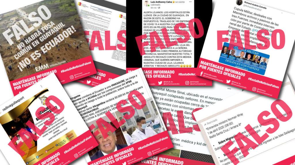 En plena pandemia, las fake news reinan en Internet