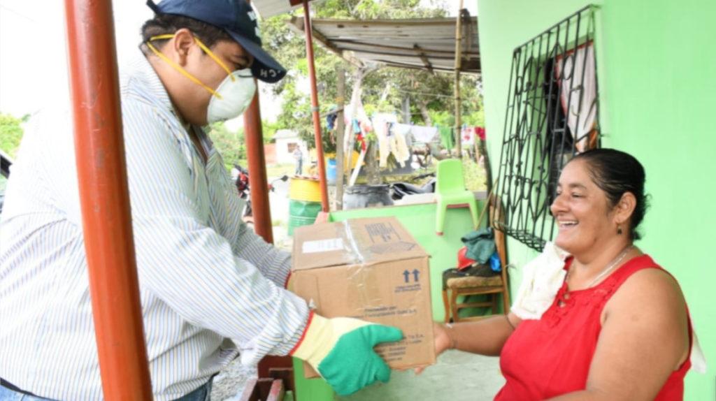 El sector privado impulsa tres fondos para la emergencia