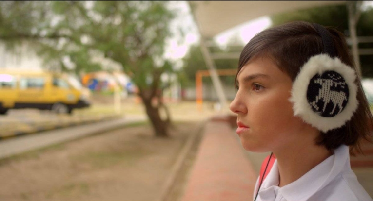 Manuela Gutiérrez Cáceres interpreta a Catalina en
