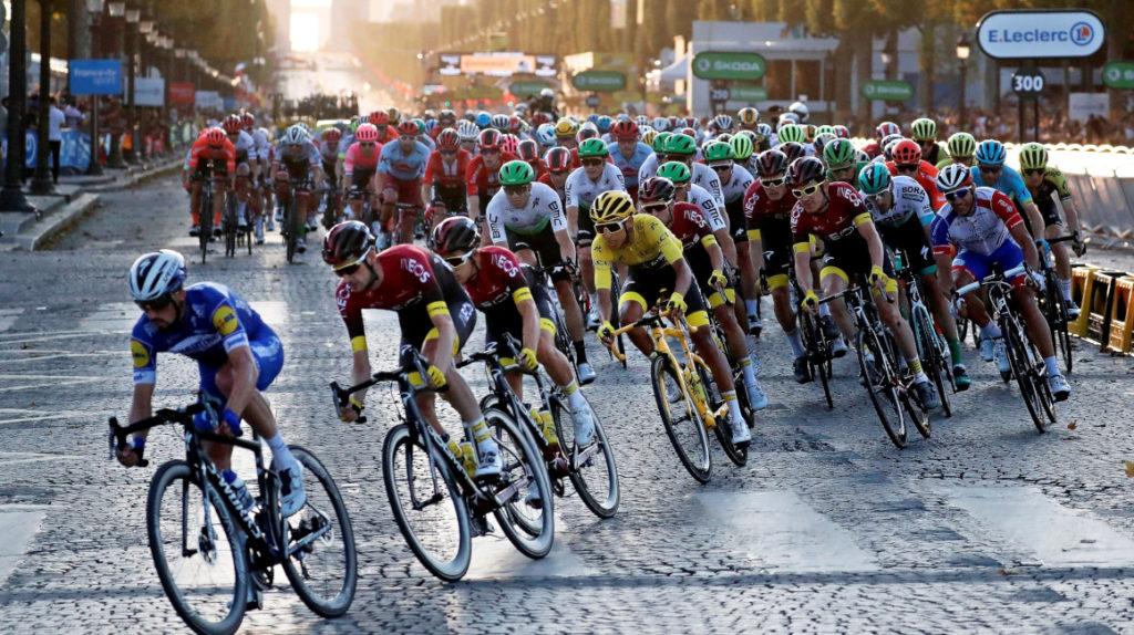 La UCI aplaza todas las competiciones ciclistas hasta el 1 de junio