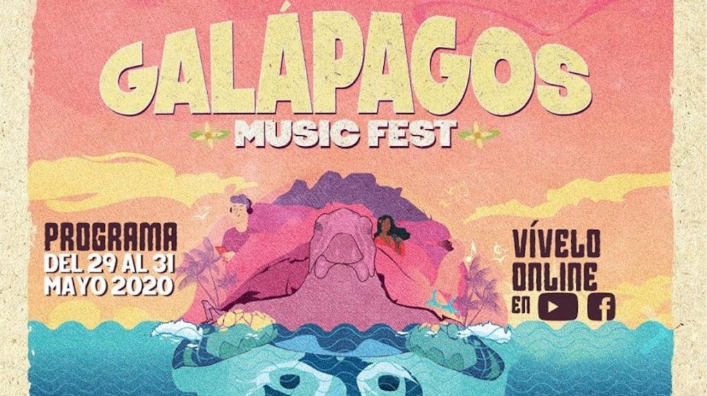 """""""Galápagos Music Fest"""" ayudará a residentes de las Islas en el continente"""