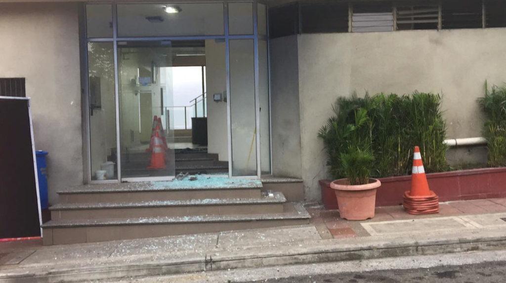 40 meses de cárcel para implicados en explosión en Teleamazonas