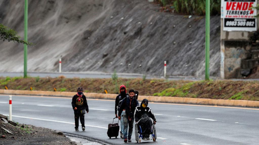 Migración venezolana puede superar la de Siria en 2022: OEA