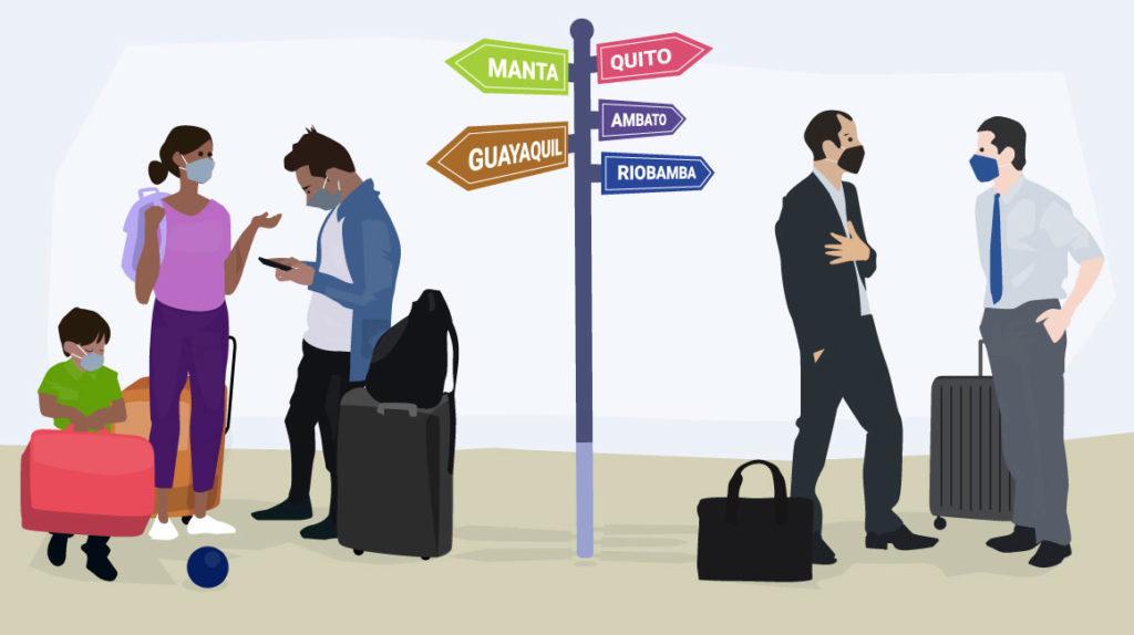 Con viajeros internos y por negocios será el turismo tras la pandemia