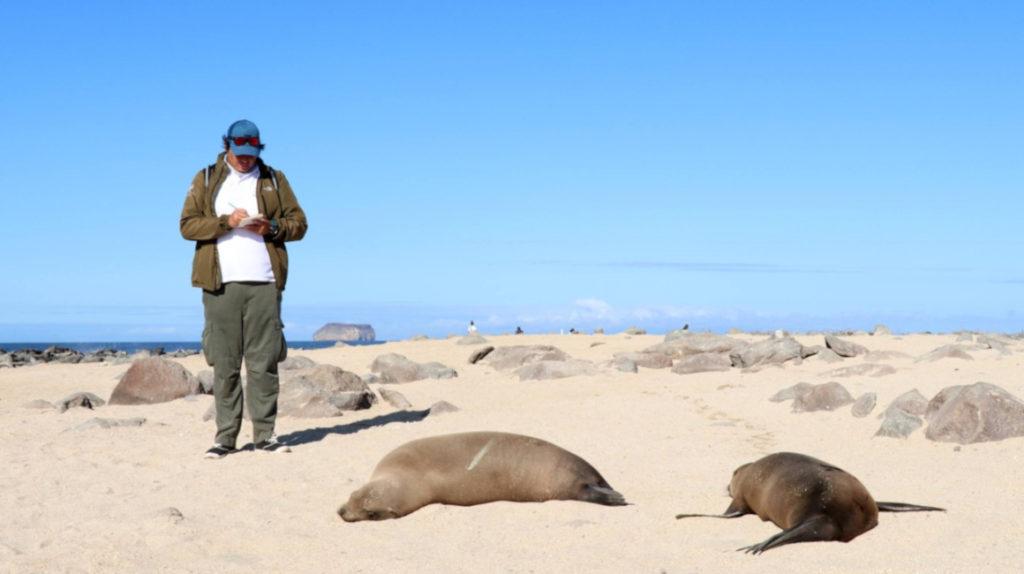 """""""Galápagos no es un destino para traer turistas en grandes números"""""""