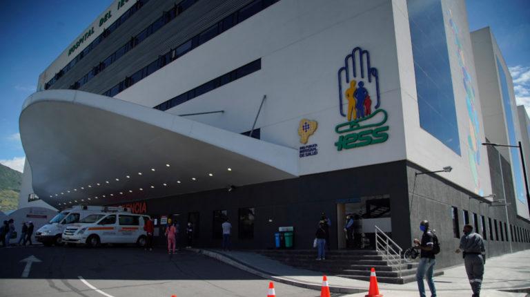 Hospital IESS Quito Sur