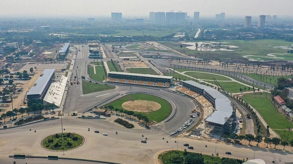 Vietnam podría ser sede del Gran Premio de Fórmula 1 en noviembre