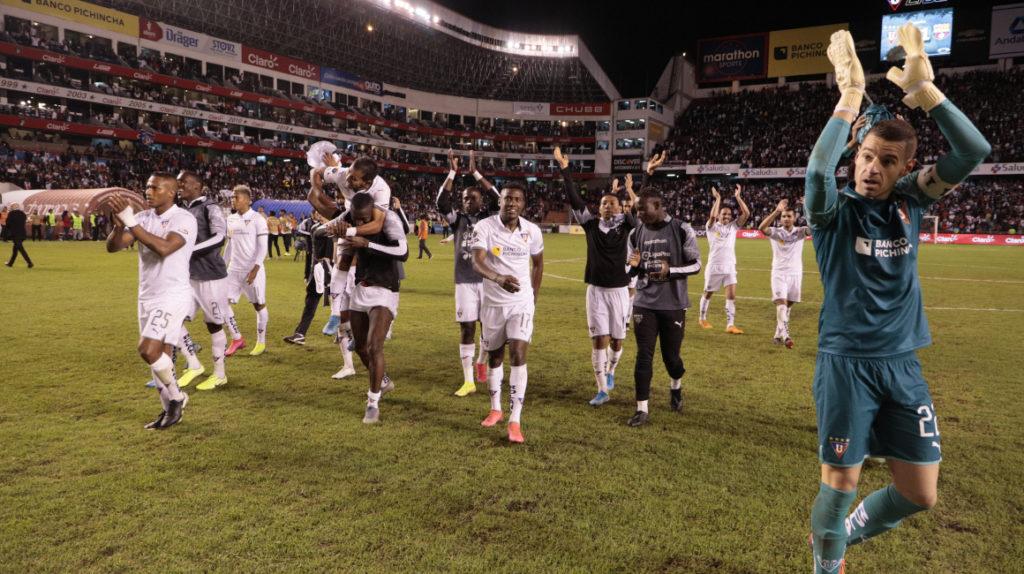 Ocho integrantes de Liga de Quito dieron positivo para Covid-19