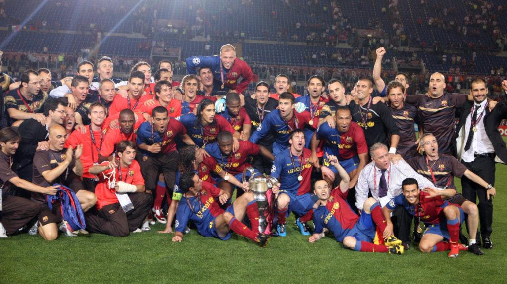Hace 11 años, el FC Barcelona ganaba su tercera Champions League