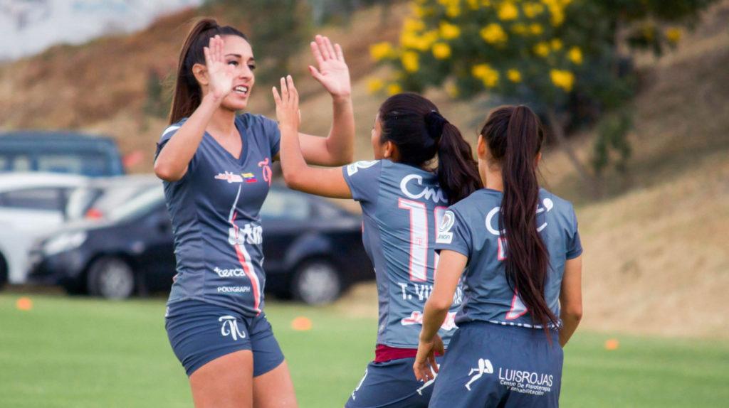 "Fernanda Vásconez: ""La Superliga se juega porque se juega"""