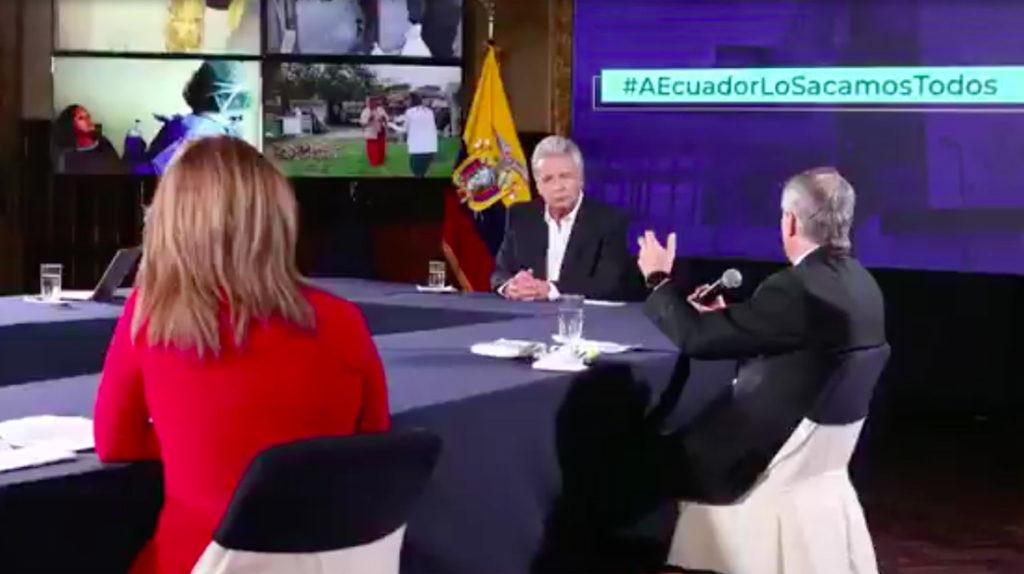 Moreno dice que su hija está dispuesta a renunciar al servicio exterior