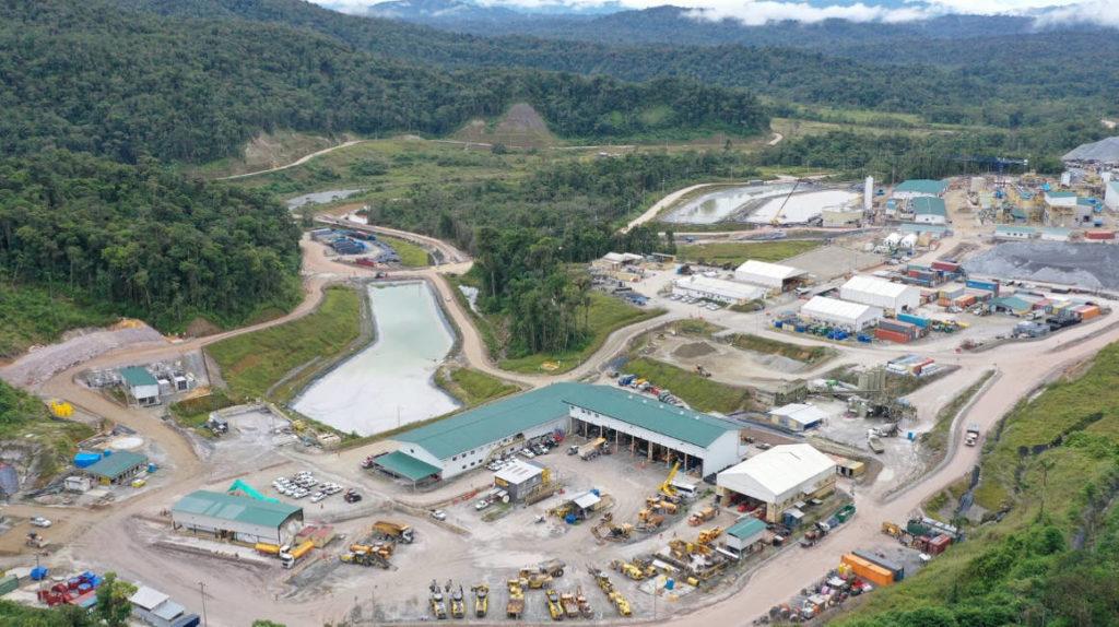 El Gobierno extiende el Corredor Logístico Sur hasta la zona minera en Tundayme