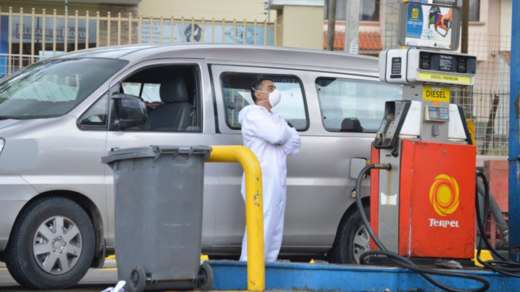 Gasolina y diésel, se eliminan subsidios a través de bandas de precios