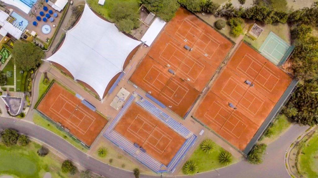 Quito y Ambato serán sedes del circuito de tenis Legión Sudamericana