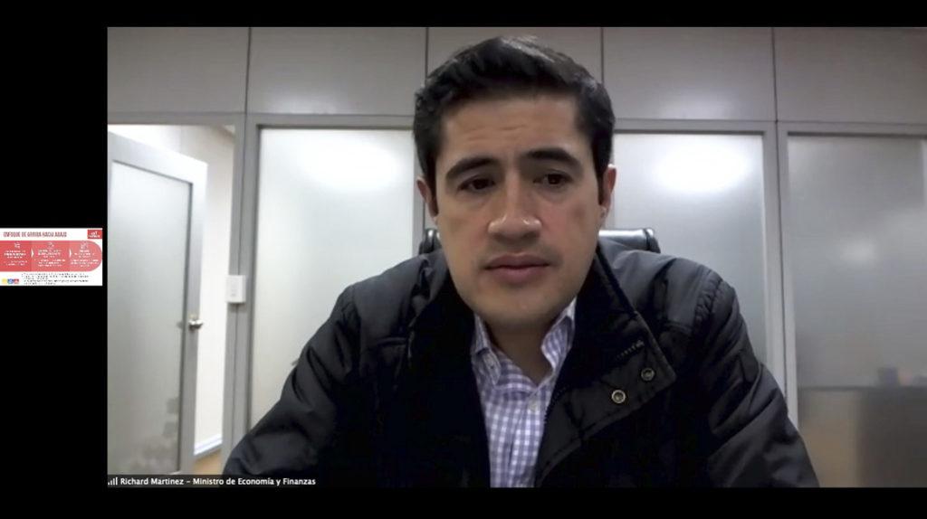 Richard Martínez, el trofeo político que apetece la oposición