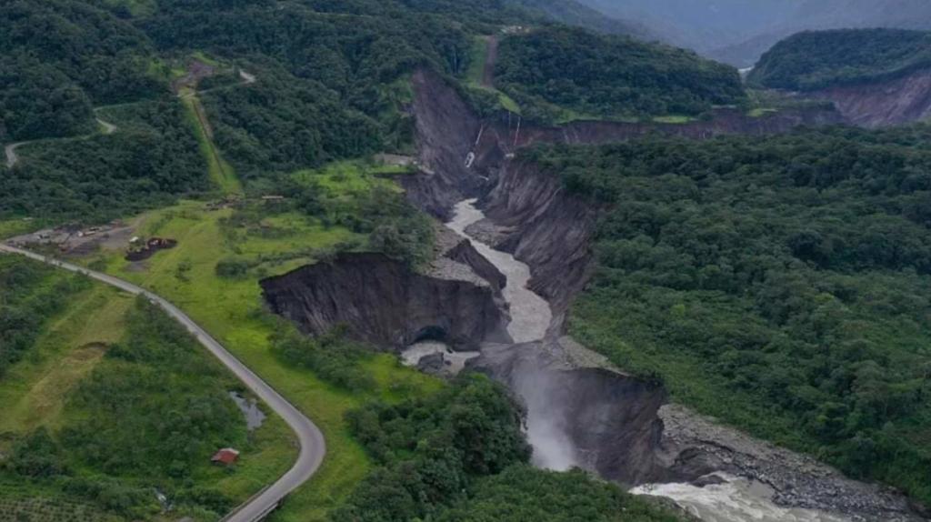 """Datos sobre erosión del río Coca son """"toscos"""" lamentan técnicos de Estados Unidos"""